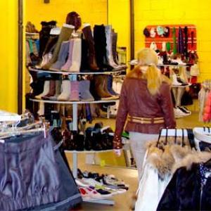 Магазины одежды и обуви Кангалассов