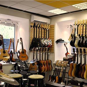 Музыкальные магазины Кангалассов