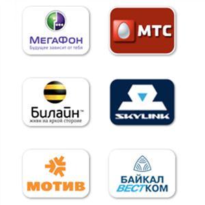 Операторы сотовой связи Кангалассов