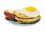 Харлей - иконка «завтрак» в Кангалассах